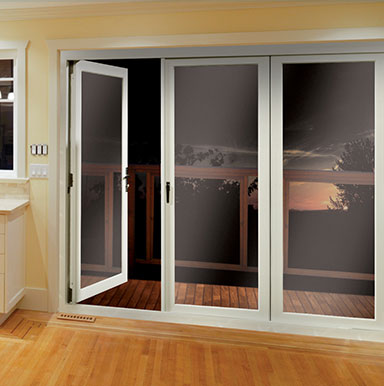 Overture a Folding Door Series by ENERGI